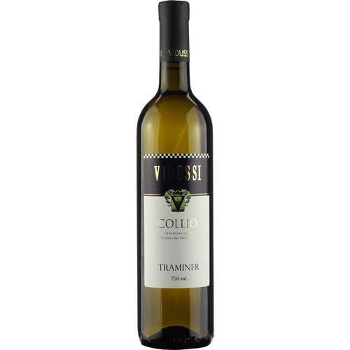 Vinho Branco Montresor Vidussi Collio Pinot Grigio