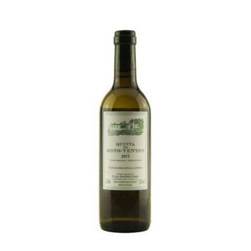 Vinho Branco Português Quinta de Bons Ventos 375 Ml