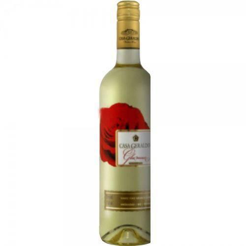 Vinho Branco Suave Fino Glamour 750ml - Casa Geraldo