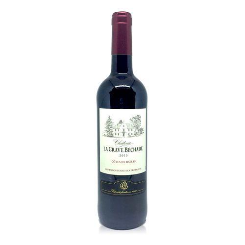 Vinho Château La Grave Bechade 2015 - 750ml