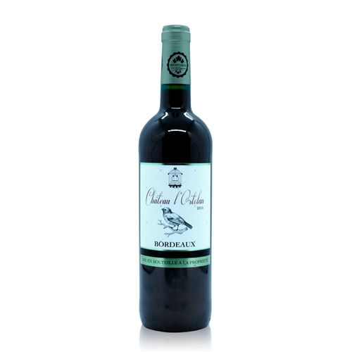 Vinho Château L'Ortolan 2015 - 750ml