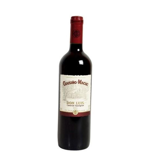 Vinho Chileno Cousino Don Luis 750ml Cabernet Sauvignon