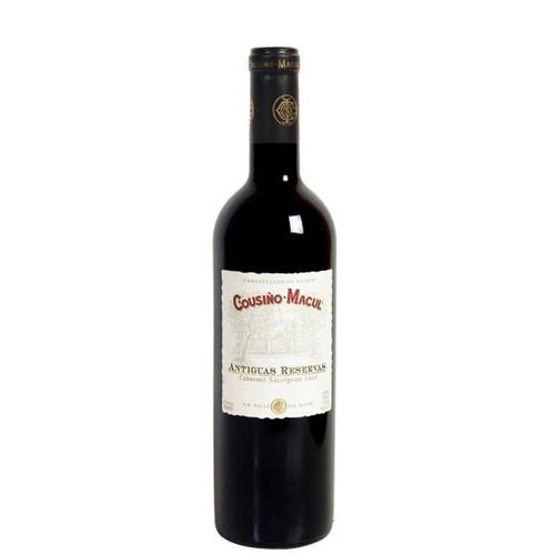 Vinho Chileno Cousino Macul 750ml Antiguas Sauvignon