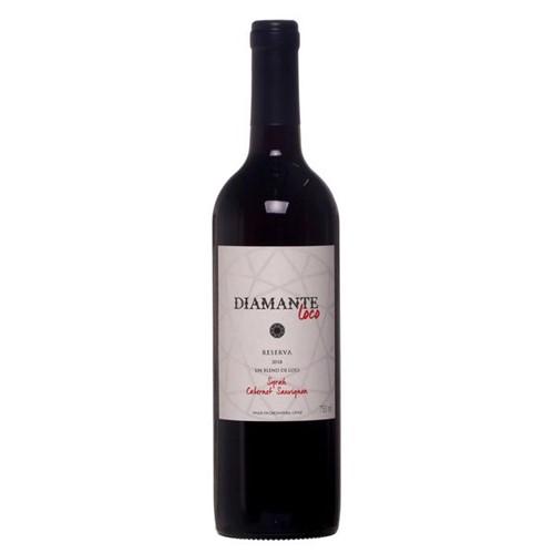 Vinho Chileno Diamante Loco 750ml Tinto