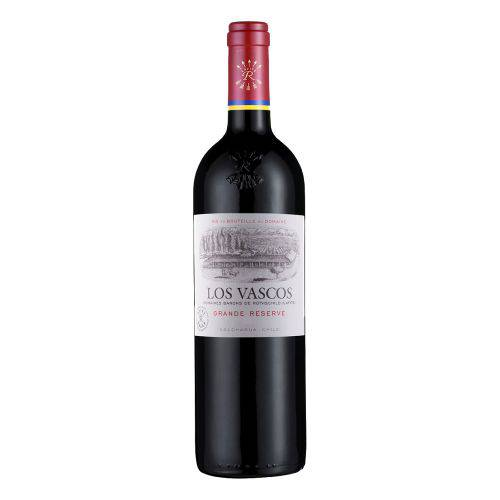 Vinho Chileno Los Vascos Grande Reserve Tinto Cabernet Sauvignon 2014
