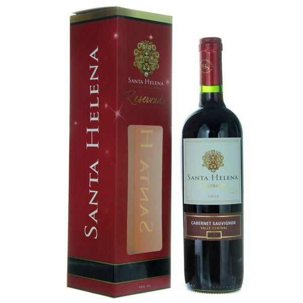 Vinho Chileno Santa Helena Reserva 750ml Cabernet Sauvignon