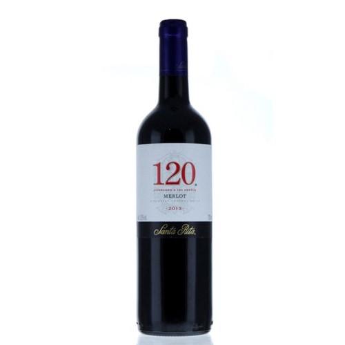 Vinho Chileno Santa Rita 750ml Merlot Tinto