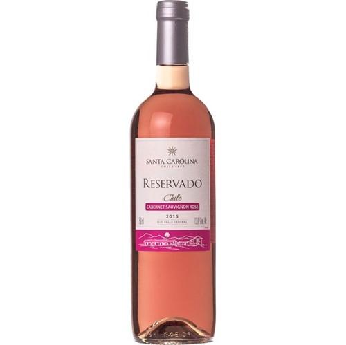 Vinho Chleno S Carolina Reserv 750ml Rose