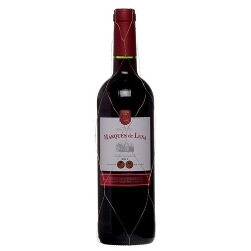 Vinho Espanhol Marques de Luna Rose 750ml