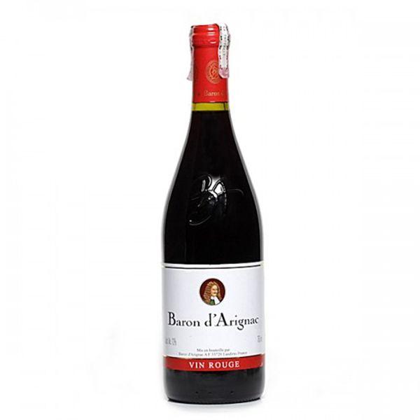 Vinho Fra Baron Darignac 750ml M.Seco Tto