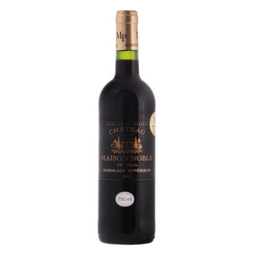 Vinho Frances Chateau Maison Noble 750ml Tinto Seco