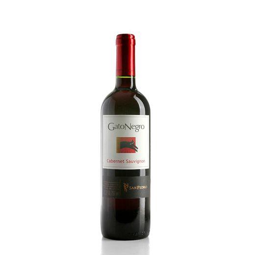 Vinho Gato Negro Cabernet Sauvignon