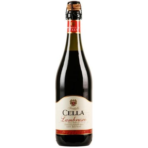 Vinho Ita Lambr Cella 750ml Amabile Tto