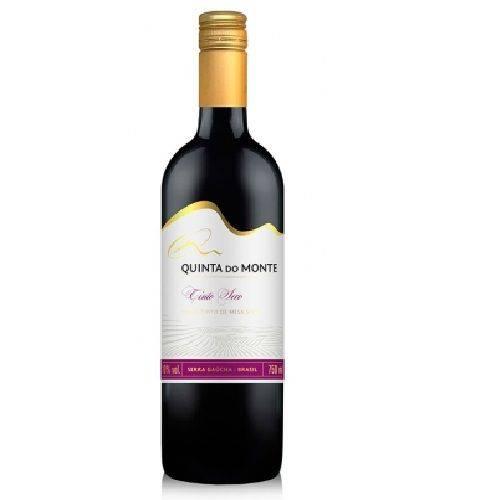 Vinho Quinta do Monte Tinto Seco 750 Ml