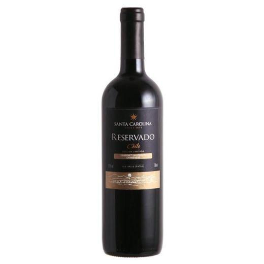 Vinho Santa Carolina Reservado Cabernet Sauvignon Carmenére
