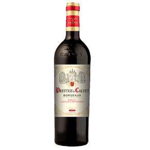 Vinho Tinto Francês Calvet Prestige Bordeaux 750ml