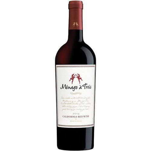 Vinho Tinto Ménage à Trois Red Blend