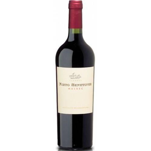 Vinho Tinto Nieto Senetiner Reserva Malbec 750 Ml Argentina