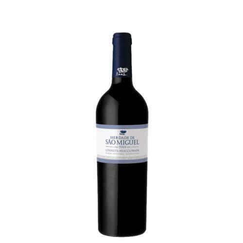 Vinho Tinto Português Herdade de São Miguel Colheita Selecionada 375 Ml
