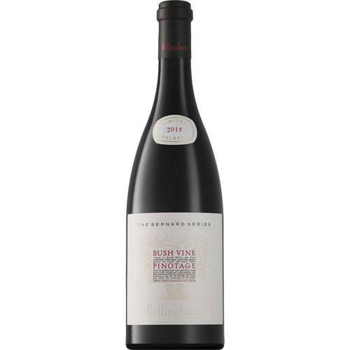 Vinho Tinto Sul-africano The Bernard Series Pinotage