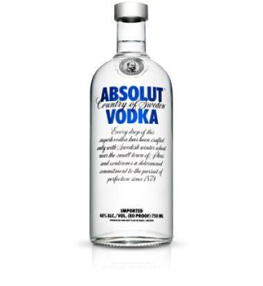 Vodka Absolut - 1L