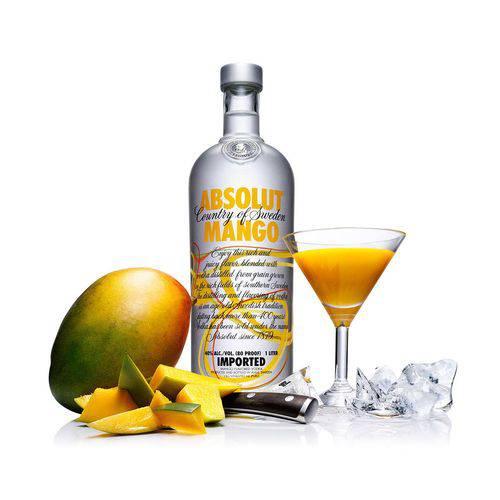 Vodka Absolut Mango