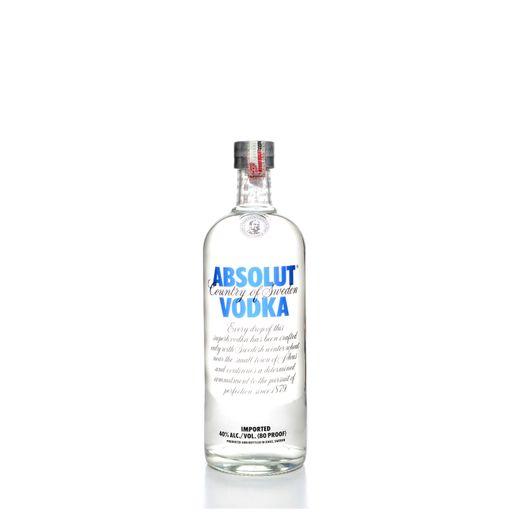 Vodka Absolut Natural 200ml