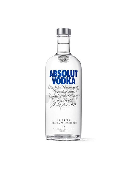 Vodka Absolut Natural 1L
