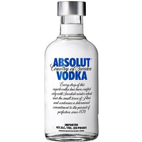 Vodka Absolut Original 200ml