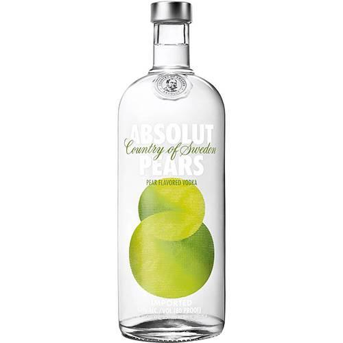 Vodka Absolut Pears 1l