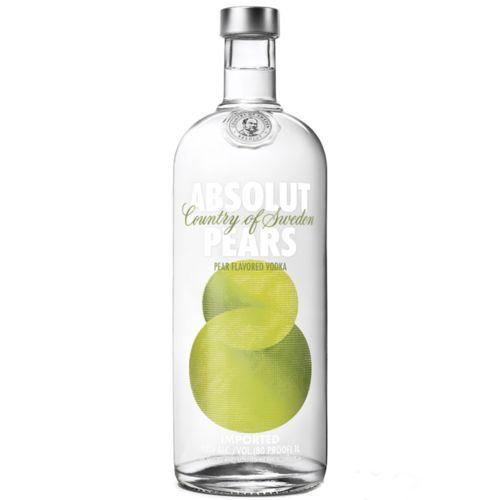 Vodka Absolut Pears 1 Lt
