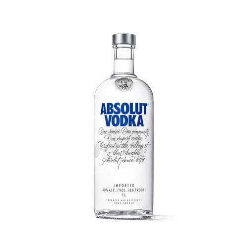 Vodka Absolut Regular 1L