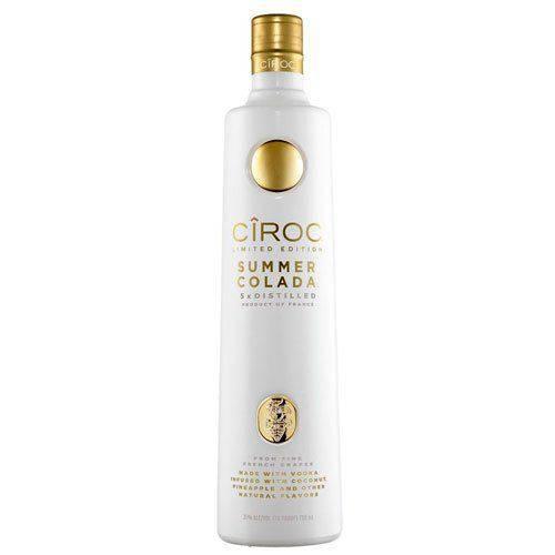 Vodka Ciroc Summer Colada - 700ml