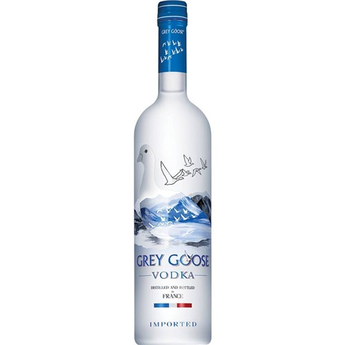 Vodka Grey Goose Natural 750Ml