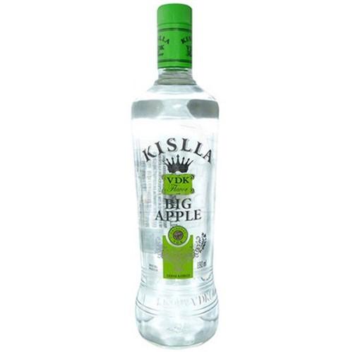 Vodka Kislla 900ml Big Apple
