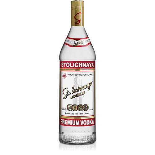 Vodka Let Stolichnaya 1L