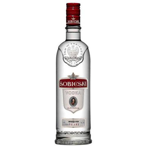 Vodka Polonesa Sobieski 1 Lt