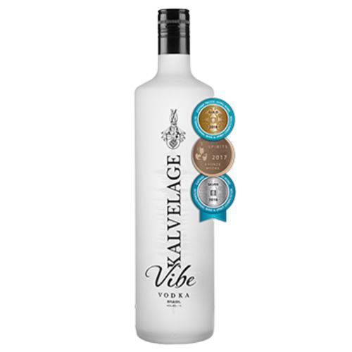 Vodka Premium Kalvelage Vibe 1 Lt