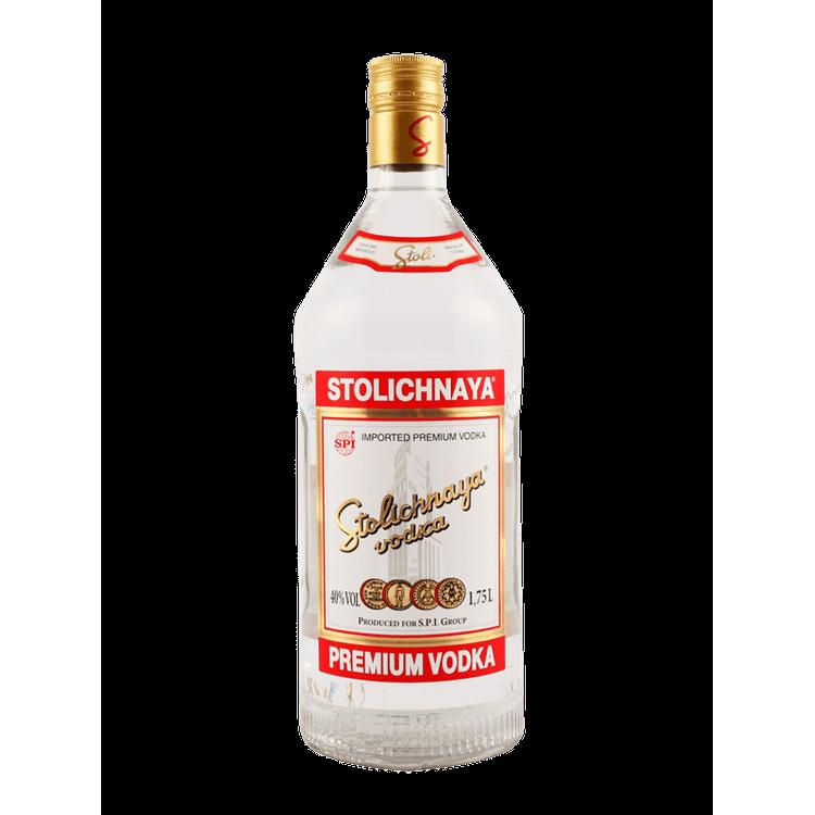 Vodka Stolichnaya 1.750 L, 40°