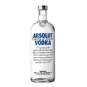 Vodka Sueca ABSOLUT Garrafa