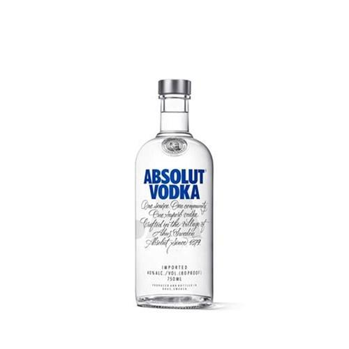 Vodka Sueca Absolut Original - 750Ml