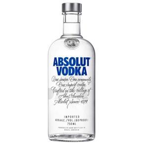 Vodka Sueca Garrafa 750Ml - Absolut