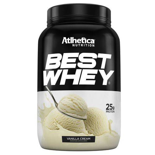 Whey Protein Blend BEST WHEY - Atlhetica Nutrition - 450g