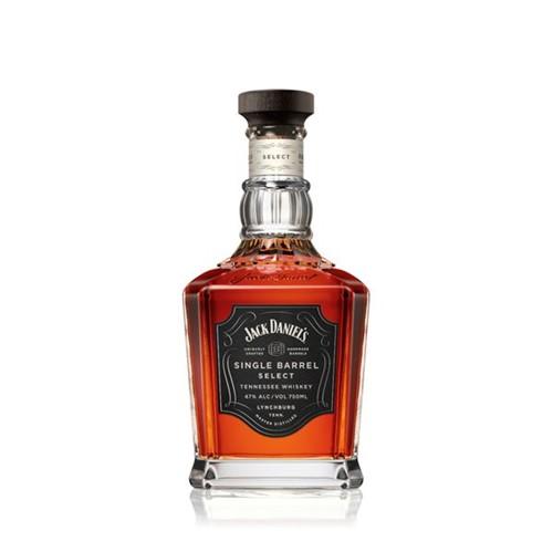 Whisk Jack Daniels 750ml Single Barrel
