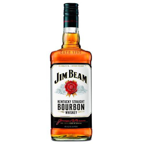 Whiskey Bourbon Jim Beam 1l