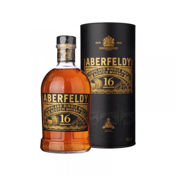 Whisky Aberfeldy 16 Anos Single Malt 750ml - Padrão