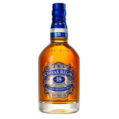 Whisky Chivas 750ml 18a