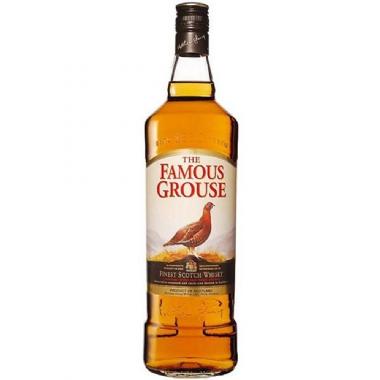 Whisky Escocês The Famous Grouse 750 Ml