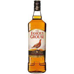 Whisky Escocês The Famous Grouse Finest - 1000ml