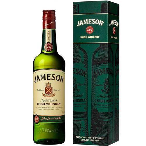 Whisky Jameson Stablished 750ML